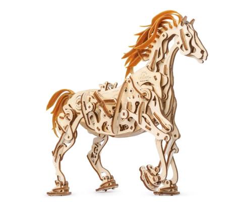 Конструктор 3D-пазл Ugears - Конь-Механоид