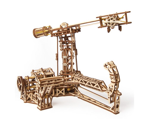 Конструктор 3D-пазл Ugears - Авиатор