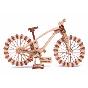 3D-пазл из дерева Wood Trick Вудик Мини велосипед