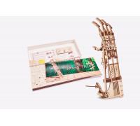 Механический 3D-пазл из дерева Wood Trick Экзоскелет Рука