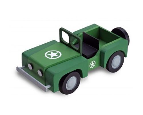 Сборная деревянная модель автомобиля Artesania Latina 4X4 CAR