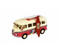 Сборная деревянная модель автомобиля Artesania Latina Surfer's Van