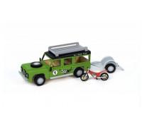 Сборная деревянная модель автомобиля Artesania Latina Land Rover Мотогонщик