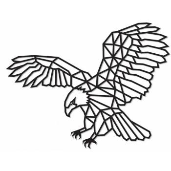Деревянный интерьерный пазл EWA Орел