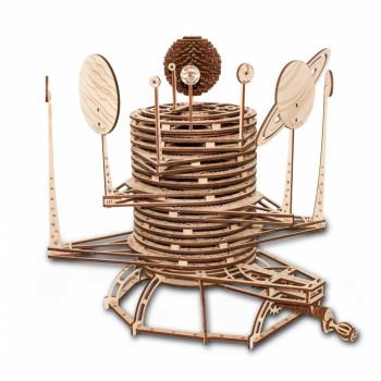 Конструктор деревянный 3D EWA Планетариум