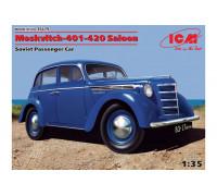 Советский легковой автомобиль Москвич-401-420