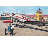 Самолёт Douglas DC-3