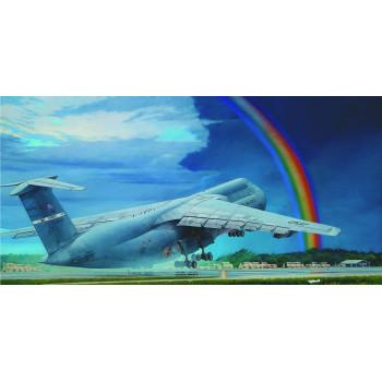 Rod330 Самолет Lockheed C-5B Galaxy