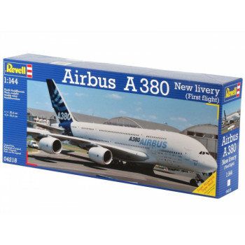 "Аэробус A 380 ""First Flight"" (1:144)"