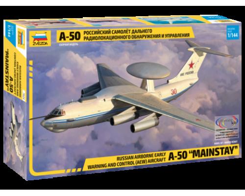 Российский самолет дальнего радиолокационного обнаружения и управления А-50