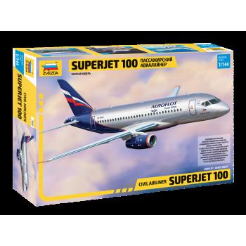 """zv7009 Пасс. авиалайнер """"Суперджет 100"""""""