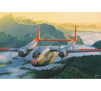 Самолёт Fairchild C-119G Boxcar