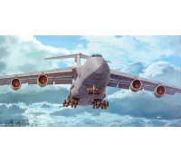 Самолет Lockheed C-5M Super Galaxy
