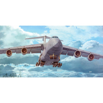 Rod332 Самолет Lockheed C-5M Super Galaxy