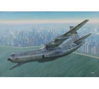 Самолет Douglas C-133A Cargomaster