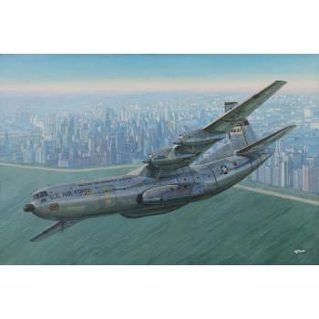 Rod333 Самолет Douglas C-133A Cargomaster