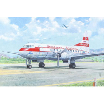 Rod334 Самолет Convair CV-340