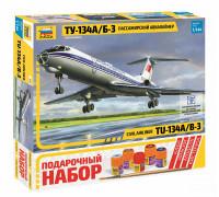 "Пасс. авиалайнер ""Ту-134А/Б-3"""