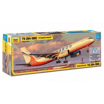 zv7031 Грузовой самолет ТУ-204-100С