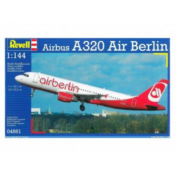 Самолет Пассажирский Airbus A320 AirBerlin