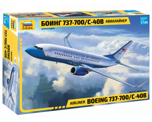 "Авиалайнер ""Боинг 737-700/С40В"""