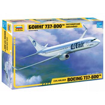 "zv7019 Пасс. авиалайнер ""Боинг 737-800"""