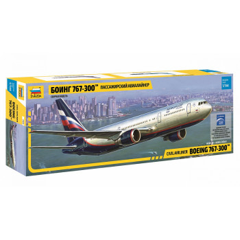 "zv7005 Пасс. авиалайнер ""Боинг 767-300"""