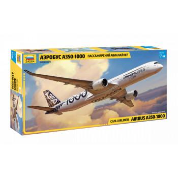 Пассажирский авиалайнер Аэробус А-350-1000