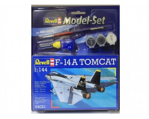 Набор Самолет Истребитель-Перехватчик F-14A «Томкэт»