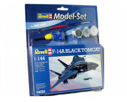 """Набор """"Самолет F-14A Tomcat 'Black Bunny'"""