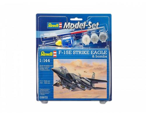 Набор Американский Истребитель-бомбардировщик Макдоннелл-Дуглас F-15E «Страйк Игл»