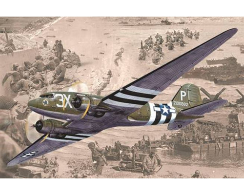 Самолёт Douglas C-47 Skytrain (Dakota MK.III)
