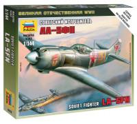 Советский истребитель Ла-5ФН