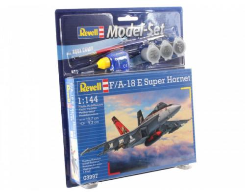 Набор Самолет Истребитель-бомбардировщик Боинг F/A-18E/F «Супер Хорнет»