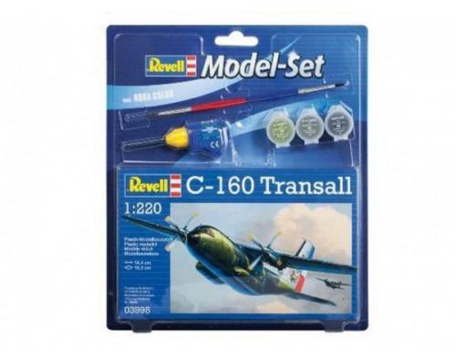 Набор Военный Самолет Транспорт Альянц C.160 «Трансаль»