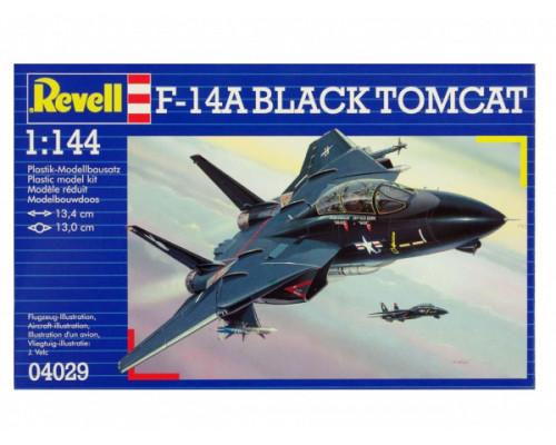 """Военный самолет F-14 Tomcat """"Black Bunny"""""""