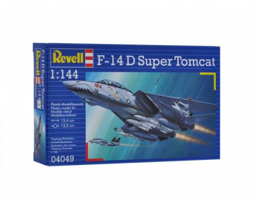 Истребитель F-14D Super Tomcat (1:144)