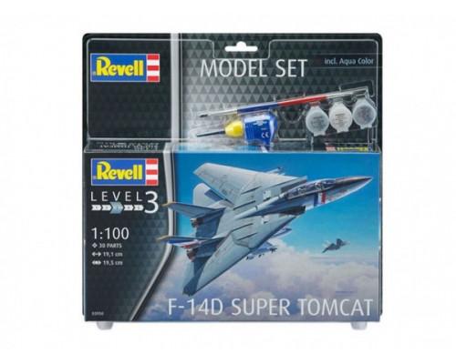 Набор Двухместный реактивный истребитель Ф-14 «Томкэт»