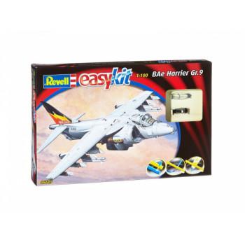 Сборка Самолет Штурмовик Hawker Harrier, британский