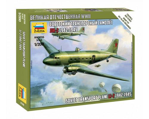 Советский самолет Ли-2