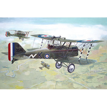 Rod602 Самолёт RAF S.E.5a w/Hispano Suiza