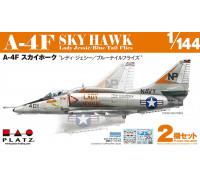 "H08063 Hasegawa Американский палубный штурмовик A-4E/F Skyhawk ""Lady Jessie"" (1:32)"