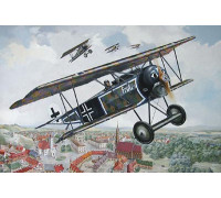 Самолёт FOKKER D.VI WWI