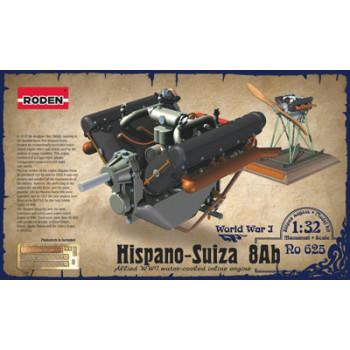 Rod625 Двигатель Hispano-Suiza 8Ab