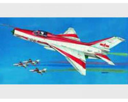 Самолет Chinese F-7EB