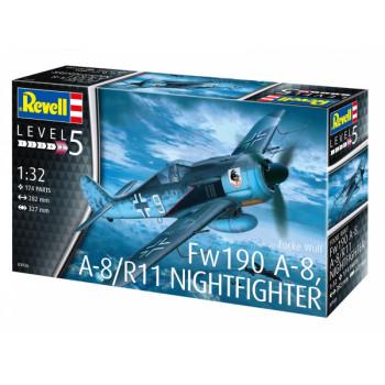 Немецкий истребитель Focke Wulf Fw 190 A-8 Nightfighter/A-8 Nightfighter
