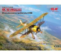 CR. 42 Falco, Итальянский истребитель II МВ