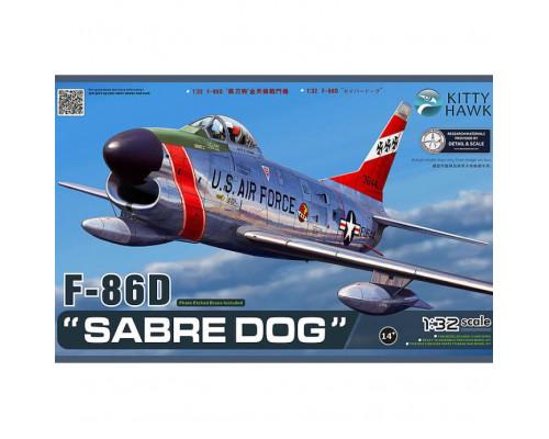KH32007 1/32 North American F-86D Sabre Dog, , шт