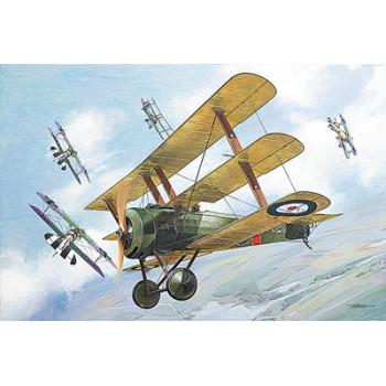 Rod609 Самолёт Sopwith Triplane