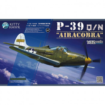 KH32013 1/32 P-39Q от Kitty Hawk